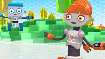 Spot Bots - Magic Show