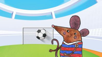 CBeebies Radio - Martin The Mouse