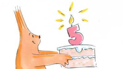 CBeebies Radio - Tales From No Such Town – No Such Birthday