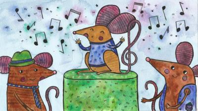 CBeebies Radio - Ten Pieces Story Time – The Royal Singing Contest