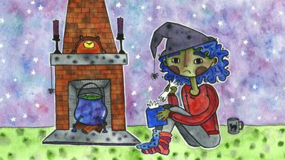 CBeebies Radio - Ten Pieces Story Time – The Sneezy Witch