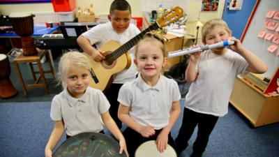Time for School  - Carpet Time – Musical Weather
