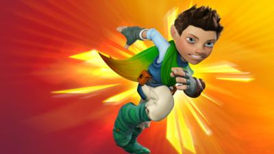 Tree Fu Tom - The Giant Shield Spell