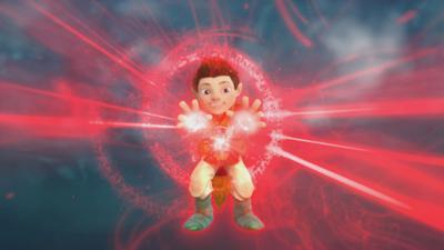 Tree Fu Tom - The Super Shrinko Spell