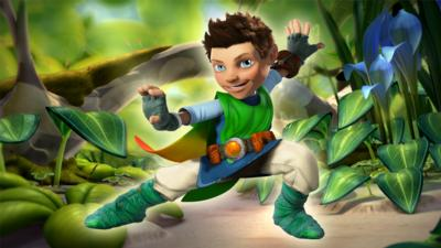 Tree Fu Tom - The Protecto Tunnel Spell