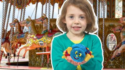 Woolly and Tig - The Funfair