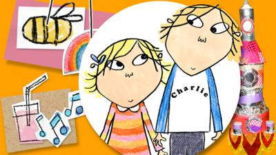 Charlie and Lola - Making and Doing