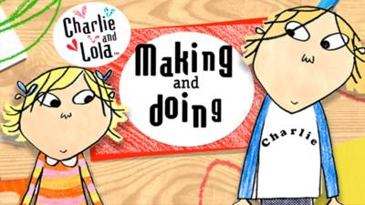 Charlie and Lola - A brand new Charlie and Lola Game!