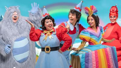 CBeebies Live Shows - Christmas in Storyland Cast Reveal