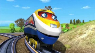 Chuggington - Meet Payce