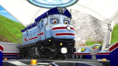 Chuggington - Meet The Dockers
