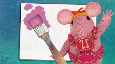 Clangers - Clangers Make a Picture
