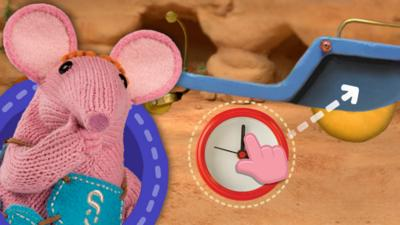 Clangers - Magnificent Mending