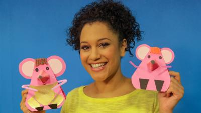 CBeebies House - Make your own Clanger