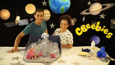 CBeebies House - Clangers Planet Make