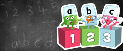 Numbers and Letters 2-4