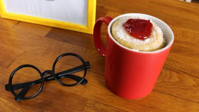 Danger Mouse - Penfold's 'No Crumbs!' Doughnut in a Mug