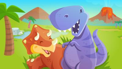Image result for cbeebies dinosaur