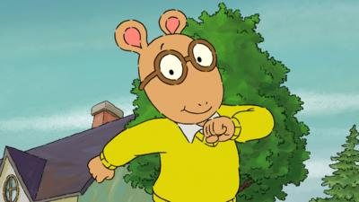 Discover CBBC - Arthur - Theme Song
