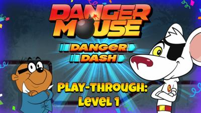 Danger Mouse - Game Play - Tips and Tricks