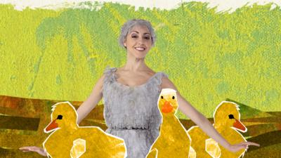 CBeebies Presents - Ugly Ducking