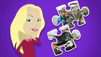 Maddie's Do You Know? - Do You Know? Vehicles Jigsaw