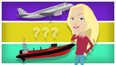 Maddie's Do You Know? - How do planes and lifeboats work?