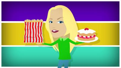 Maddie's Do You Know? - Why do cakes rise and corn POP?