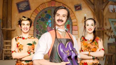 CBeebies Presents - Elves and the Shoemaker