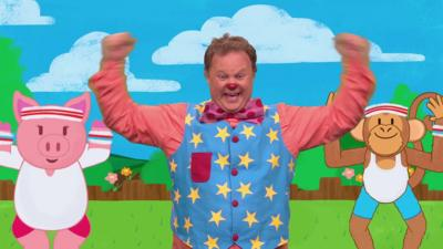 Something Special - Mr Tumble's Exercise and Play