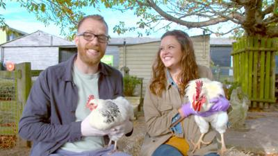 Ferne and Rory's Vet Tales - Exercise song
