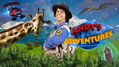 Andy's Aquatic Adventures - Find your perfect adventure with Andy!
