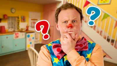 Something Special - Find Mr Tumble's Spotty Bag