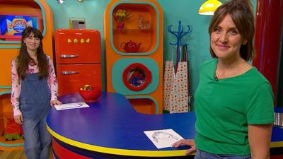 CBeebies House - Your First Day Faces