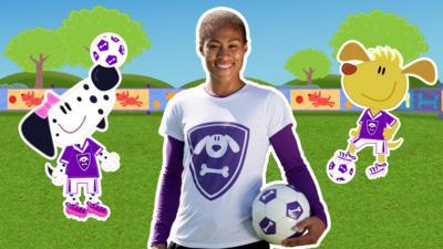 Footy Pups - Football Skills