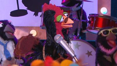The Furchester Hotel - Tail Feather Shake Song