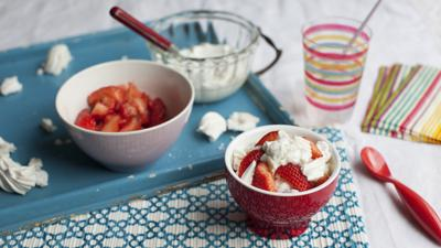 The Furchester Hotel - Furchester Eton Mess