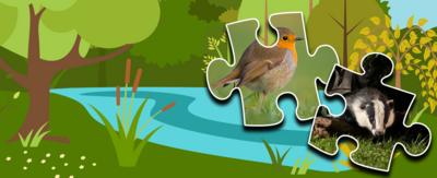 Play CBeebies Garden Tales Jigsaw puzzle game