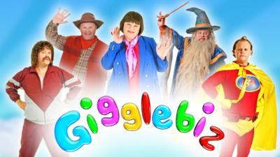Gigglebiz & GiggleQuiz - Who can make you giggle?