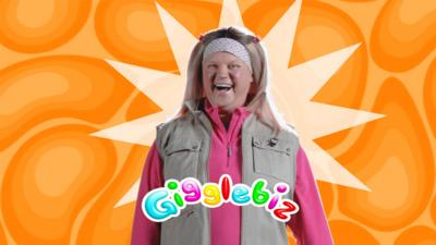 Gigglebiz - Sue Keeper - Funny Facts