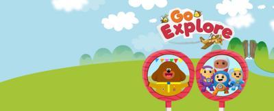 CBeebies Go Explore App