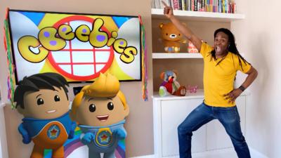 CBeebies House - Go Jetters Boogie
