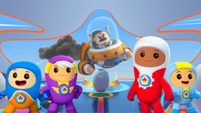 Go Jetters - Go Jetters Jigsaw
