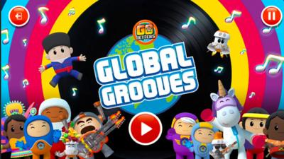 Go Jetters - Go Jetters Global Grooves in Playtime Island