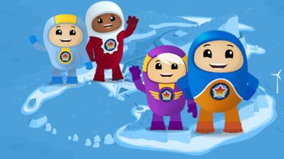 Go Jetters - Go Jetters: Hero Academy