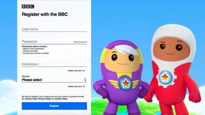 BBC Account
