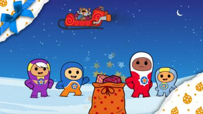 Go Jetters - Save the Christmas presents