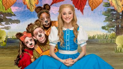 CBeebies Presents - Goldilocks and the Three Bears