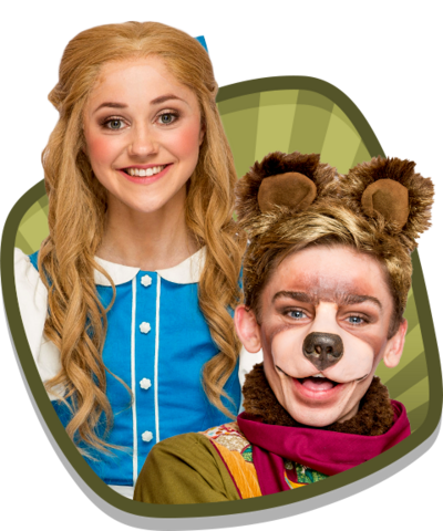 Goldilocks and Baby Bear.