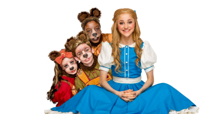 CBeebies Goldilocks and the Three Bears
